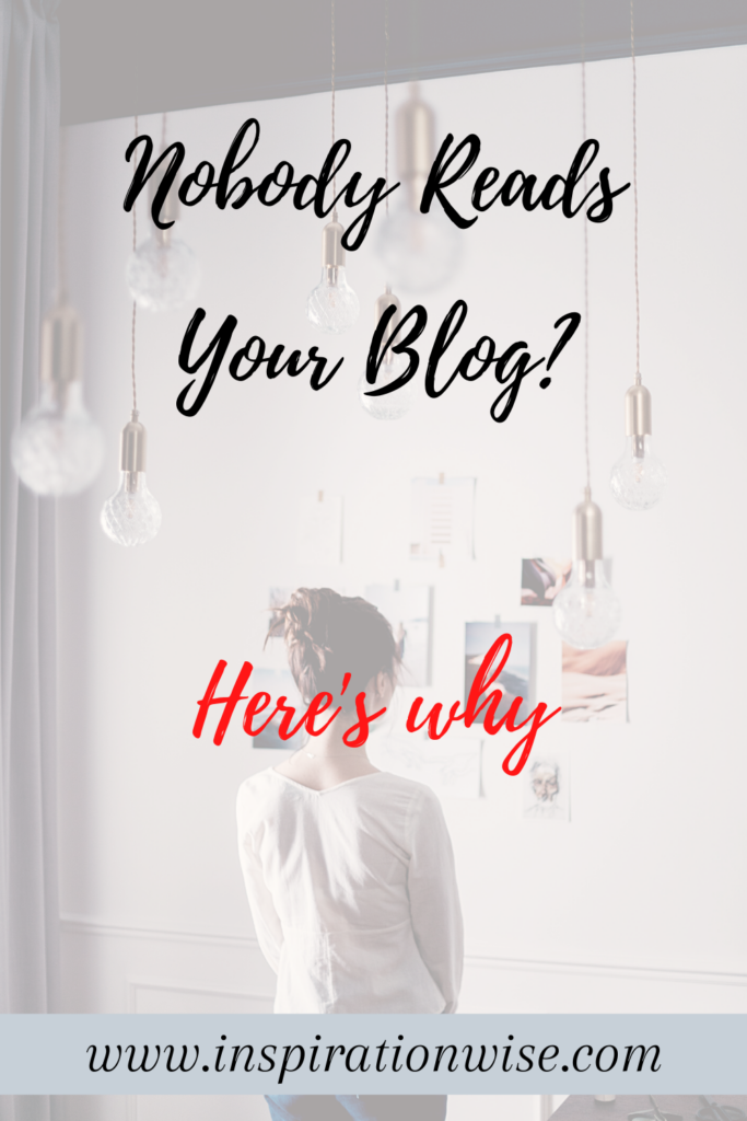 Nobody Reads Your Blog Posts