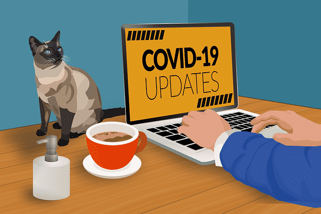 COVID-19 – How to Be Productive While Working Remotely