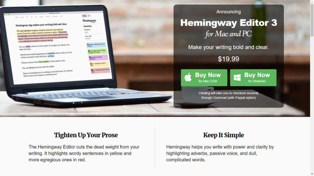 Hemingway Editor in 2021: Here's What's New